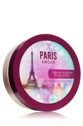 バス&ボディワークス パリスアモールバター Paris Amour Intense Moistuer Body Butter