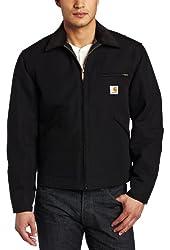 Carhartt Men's Weathered Duck Detroit Jacket J001