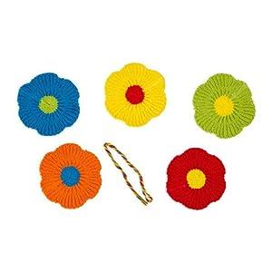 Ikea mjuknava decorative applique assorted colors - Ikea appliques verlichting ...