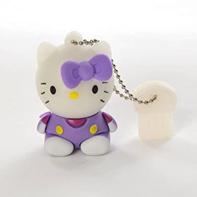 Sitted Hello Kitty 3D Cartoon USB Flash Drive Stick Memory 8GB from Hello Kitty