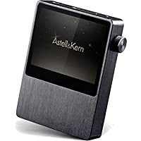 iRiver Astell & Kern AK100 MKII | Portabler High Definition Audio-Player | 32GB | Schwarz
