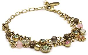 Pilgrim Dreams Brass Bracelet