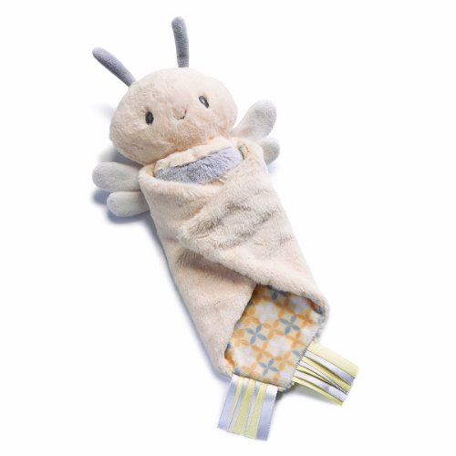 Nat and Jules Blankie Plush Toy, Zippi Bee