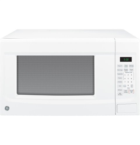Ge Jes1460Dsww 1.4 Cu. Ft. Countertop Microwave - White