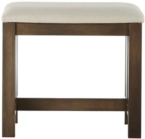 Oak Bedroom Vanity front-1070942
