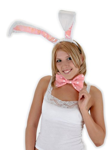 Easy Costume Bunny Costume Quick Costume Bunny Eats and Bow Tie