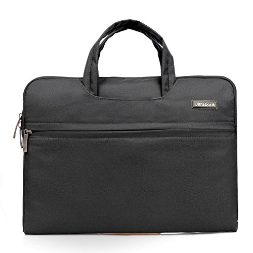 fantec-laptop-borsa-in-nylon-impermeabile-laptop-sleeve-per-notebook-computerr-macbook-gray-13-inche