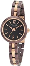 Kenneth Cole New York Womens KC4765 Classic Brown Rose Gold