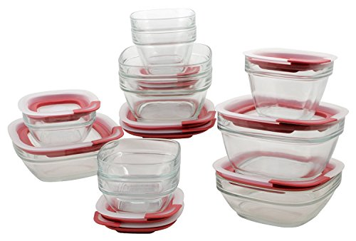 Break Resistant Food Storage Containers