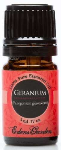 Geranium (Bourbon) 100% Pure Therapeutic Grade Essential Oil- 5 Ml