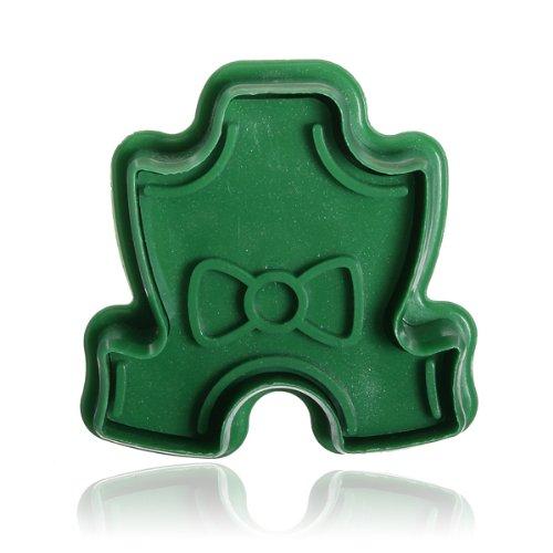 Stereo Diy Cartoon Bowknot Shape Cookie Cake Mold