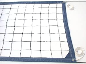 Buy Swimming Pool Volleyball Net, Blue Vinyl 16-foot long- VRR by Home Court