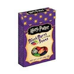 Harry Potter Bertie Botts Every Flavor Beans ~ 1 to 8 Pack by Jelly Belly