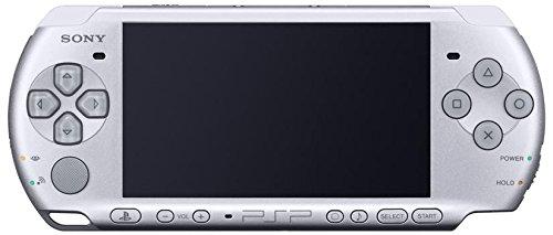 PlayStation Portable - PSP Konsole Slim & Lite 3004, silber