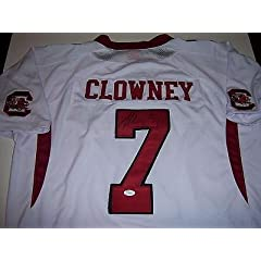 Jadaveon Clowney Autographed Jersey - Jadeveon Jsa holo - Autographed College Jerseys