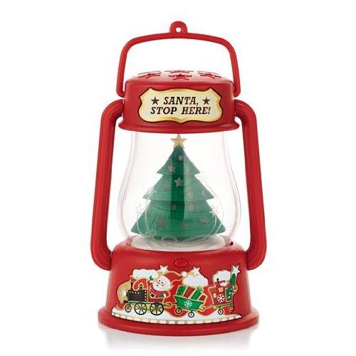 Santa Signal 2013 Hallmark Ornament