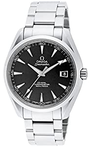 NEW OMEGA AQUA TERRA MENS WATCH 231.10.42.21.06.001