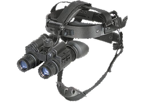 Armasight N-15 Qs Compact Dual Tube Night Vision Goggle Gen 2+ Quick Silver White Phosphor