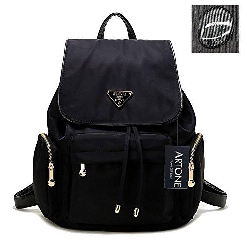 artone-nylon-mit-versteckte-anti-haft-taschen-wasserresistentem-klassische-daypack-kordelzug-rucksac