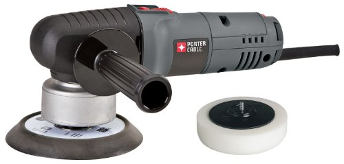 Porter-Cable 7346SP 6-Inch Random Orbit Sander with Polishing Pad