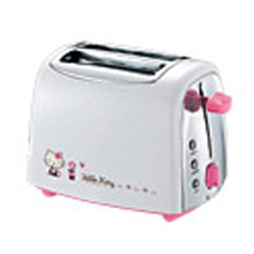 Hello Kitty Pop-Up Toaster Ts-4654Kt Japan