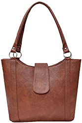 Utsukushii Women's Handbag (Tan,523)