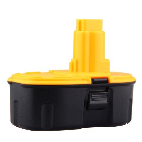 Eleoption (Tm)3000Mah 18V Ni-Mh Replacement Battery For Dewalt Dc9096 De9039 De9095 De9096 De9098 Dw9096 Dw9095 Dc020 Dc212 Dc212B Dc212Ka Dc212Kb Dc212Kz Dc212N Dc213Kb Dc330 Dc330K Dc330Ka Dc330Kb Dc330N Dc380Ka Dc380Kb Dc380N Dc385 Dc385B Dc385K Dc390