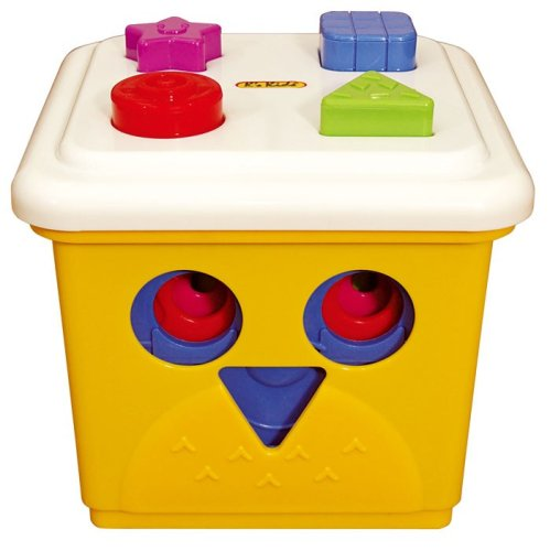 K's Kids Owl The Stacking Bucket Factory - 1
