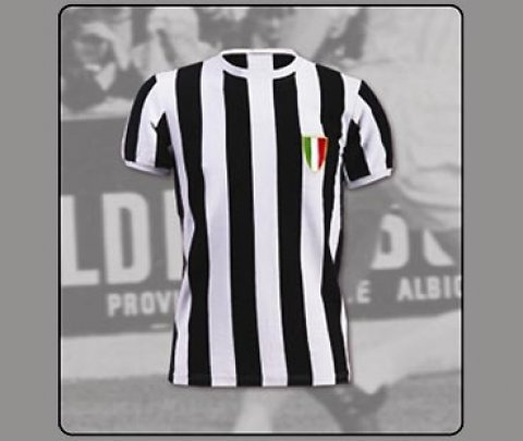 Juventus home retro shirt 70s