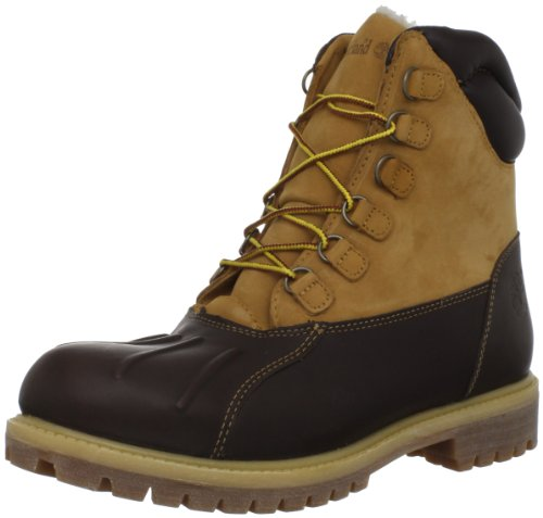 Timberland Men's Newmarket Insulated Waterproof Boot