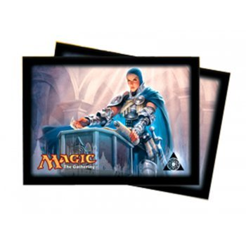 Ultra Pro Sleeves - Magic - 80 Count - Dragon's Maze - Horizontal Deck Protector - Lavinia of the Tenth