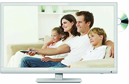 Blaupunkt 23-Inch Widescreen HD Ready LED TV with DVD and Freeview - White