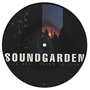 Live to day i tried the soundgarden download mp3