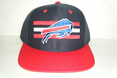 Buffalo Bills NEW Vintage Snapback Hat Authentic Cap