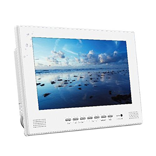 10インチ 防水 フルセグTV 搭載 ポータブル DVDプレーヤー TDP-DR-WFS