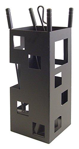 Imex el zorro 10004 - Camino gioco, quadrata (50 x 20 x 20 cm) di colore nero utile