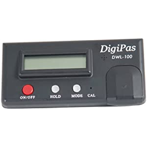Digi International Digi-Pas DWL-100 Mini Clip On Digital Level Angle Gauge at Sears.com