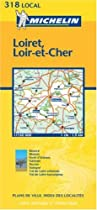 Loiret/Loir-et-Cher (Michelin Local Maps)