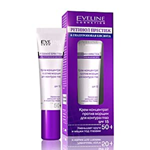 Click to buy Hyaluronic Acid: Super Concentrated HA and Retinol Eye Cream  from Amazon!