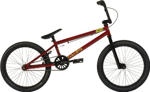 2013 Fiction Saga BMX Redrum Red/Black