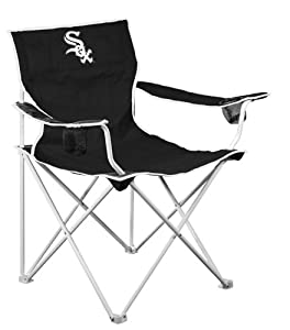 MLB Chicago White Sox Deluxe Folding Chair by Logo