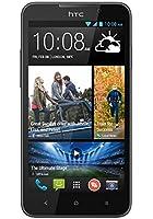 HTC Desire 516 Smartphone, Dual SIM, Grigio Scuro [Italia]