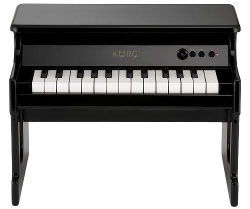 KORG コルグ ミニ25鍵盤搭載 ミニチュア・ピアノ tinyPIANO-BK タイニー・ピアノ・ブラック