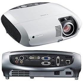 Projector, Canon, LV-7285, XGA, 2600