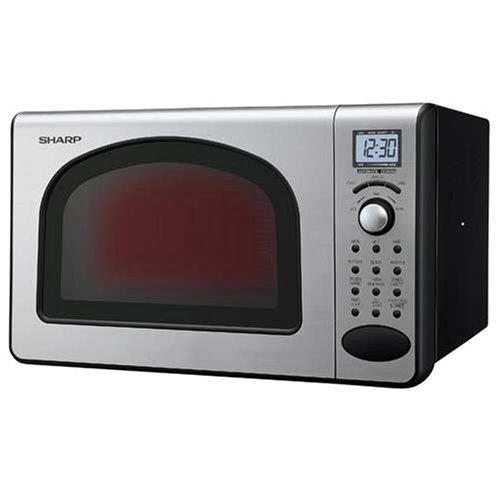 Sharp R-55TS Warm & Toasty Toaster/Microwave