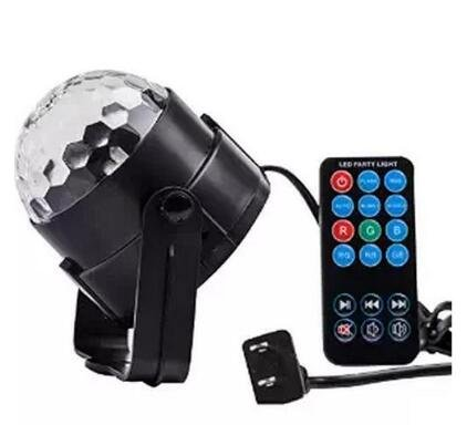 LED Stage Lights with Remote Control Stand for Home Party,KTV,Bar,School,Hotel