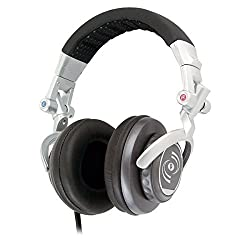 Pyle PHPDJ1 Professional DJ Turbo Headphones with Cable
