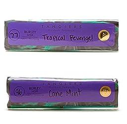 2 Packs Tangiers Burley Hookah Shisha Tobacco 250g, Free Shipping