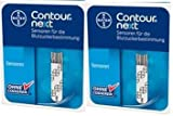 Bayer Contour Next Blood Glucose Test Strips, 100 Ea