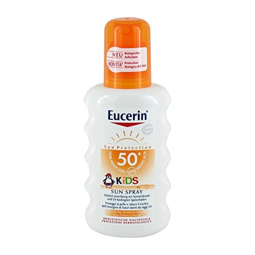 Eucerin Sun Kids Spray Spf50+ 200ml